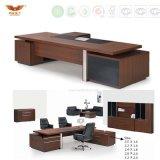 Escritorio de oficina de madera, mesa de oficina simple Escritorio de oficina