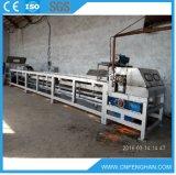 Ly1200-5 de roterende Machine van Flaker van de Riem van het Roestvrij staal