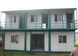 Moden populärer Stahl-vorfabriziertes Haus