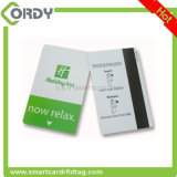 T5577 RFID 공백 플라스틱 PVC 호텔 키 카드 자석 줄무늬 카드