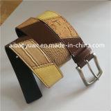 Mens imaginer d'estampage de chaleur, de personnaliser la courroie de ceinture en cuir