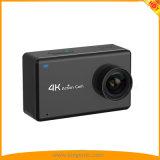 2017 mais recente acção 4K Câmera com tela sensível ao toque 2.45polegadas Sports DV