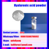 Existencias rápidas de la salida de Hyaluronate del precio del sodio inferior de la alta calidad en ventas