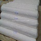 Tissu tissé par pp 70GSM pour le sac américain de riz du marché