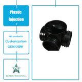 Kundenspezifisches Plastikspritzen-Produkt-industrielle Teil-Plastikstück-Rohrfitting
