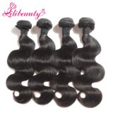 100%の加工されていないブラジルの毛の拡張ボディ波の人間の毛髪