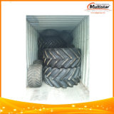 Mähdrescher-Reifen 800/65-32 mit Rad-Felge Dw27X32