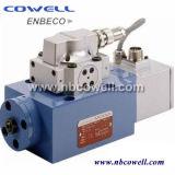 Servo-válvula padrão DIN de aço inoxidável