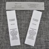 Wasbare Etiketten met Snijkant voor Kleding