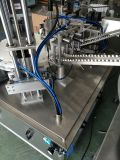 Macchina di coperchiamento dell'imbottigliamento del barattolo di latta