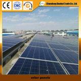 el panel de energía solar polivinílico 235W con eficacia alta