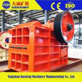 Linha de Produção de Minério de Ferro Jaw Crusher