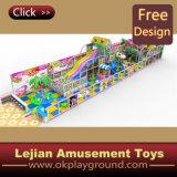 CE Design le plus récent Kids Indoor Aire de jeux (ST1423-8)