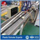Extrudeuse en plastique de faible diamètre de pipe de tube du PE pp