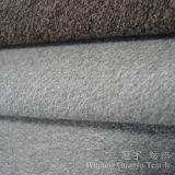 Tissu en polyester et en nylon en cachemire pour canapé en laine