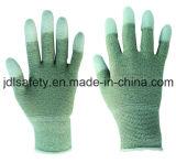 Противостатическая перчатка работы ESD (PC8105)
