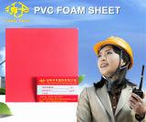 Folha Faom PVC rosa para decoração de interiores 1-5mm