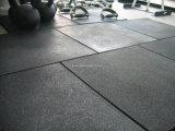 Do campo de jogos de borracha da telha de assoalho da telha de assoalho telha de revestimento de borracha de bloqueio de borracha ao ar livre