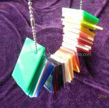 Plastic Vacuüm die AcrylBlad voor LEIDEN Licht Vakje vormen