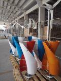 Gerador de turbinas eólicas verticais de pequeno eixo de 200W com silêncio e segurança