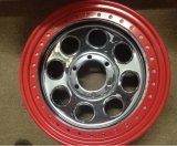 Колесо Beadlock, Offroad стальное колесо, колесо Loder эпицентра деятельности 4WD 4x4