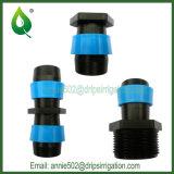 Grand ajustage de précision de plastique d'irrigation de boyau de stocks