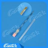 Venta caliente Ce ISO Homologado para uso médico aguja epidural de la aguja