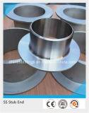 Extremo inconsútil del trozo del borde 316L del acero inoxidable 304 de ASTM A403