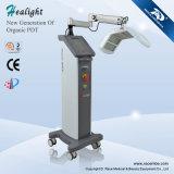 Équipement photodynamique médical professionnel de la thérapie PDT dans le traitement de peau