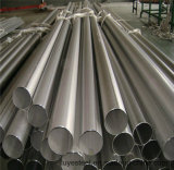 De Gelaste Buis van het Roestvrij staal SUS 201 304 Pijp