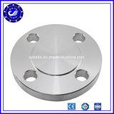 ガスの高圧管付属品の鋼鉄盲目の水溜のフランジ