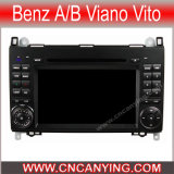 Androïde Car DVD Player voor Benz a-W169 (2005-2011) Benz B-W245 (2005-2011) Benz Viano (2009-2011) Benz 7 (2009-2011) (advertentie-7002)