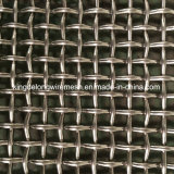 D'acciaio ad alto tenore di carbonio scelgono lo schermo unito della rete metallica