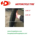 Motorrad zerteilt Motorrad-Reifen-volles Muster 3.00-18