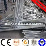 Polo Bandera telescópico de aluminio