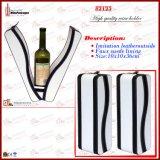 2014 de Nieuwe Houder van de Fles van de Wijn van het Leer van Pu Enige