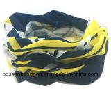 공장 OEM 생성은 인쇄한 선전용 Microfiber 고무줄 스포츠 이음새가 없는 관 마술 Headwear를 주문 설계한다