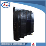 S12r-Pta: Radiador de aluminio del agua para el conjunto de generador de Mitsubishi