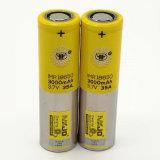 Batteria 2600 di Mxjo 35A 18650 di alta qualità di 100% una cella di 3000 3500mAh del IMR 3.7V 35 40A E di Cig dell'alto scolo batterie ricaricabile del litio