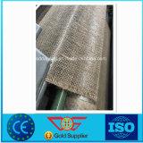 100% natürlicher Jutefaser-Hessian Tuch, Leinwand-Gewebe