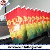 Drapeaux personnalisés de petite voiture, drapeaux décoratifs en voiture
