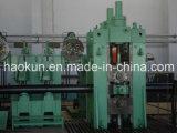 Máquina de fabricação de tubos ERW Linha de tubulação soldada longitudinal