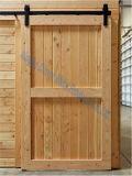 Dimon 30 adentro. X 84 adentro. Los paneles interiores rústicos de la puerta de granero del estilo americano (DM-WD 004)