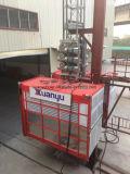 Ascenseur industriel de matériel d'élévateur de construction de la construction Sc200/200 d'usine de la Chine