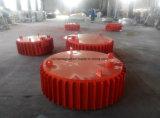 Separador eletromagnético circular de descarga manual de série Rcdb para usina de fábrica de máquinas de mineração