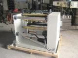 Rtfq-800A клейкой этикетки продольной резки рулона бумаги перематыватель машины