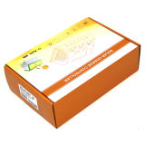 Contrôleur de puissance solaire 12/24 V 60A Contrôleur de charge solaire (QWP-SR-HP2460A)
