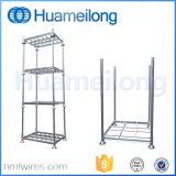 Складского оборудования в стек стальной поддон опорную стойку