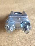 Гальванизированная крепежная деталь мы тип выковала зажим веревочки провода