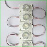 Módulos frios do diodo emissor de luz do branco 3030 SMD da C.C. 12V do poder superior do preço de fábrica